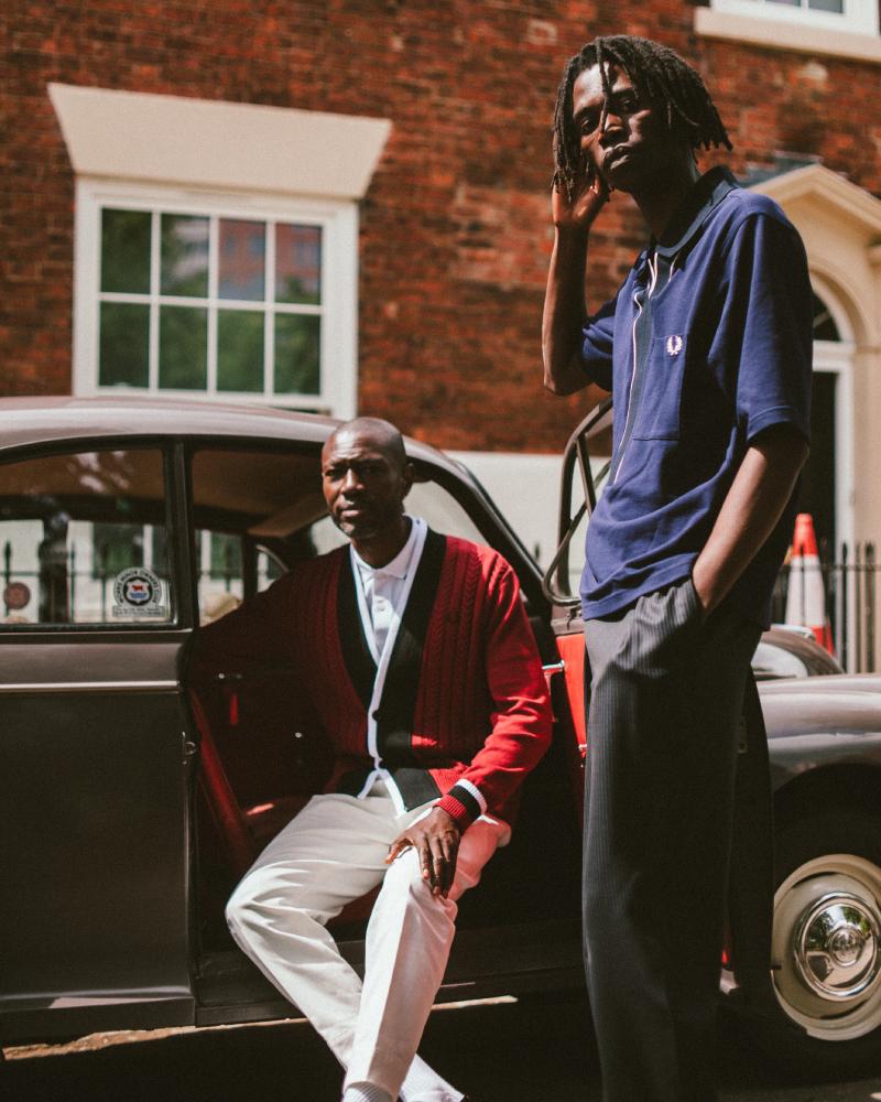Fred Perry x Casely Hayford: Savile Row y pura reinvención