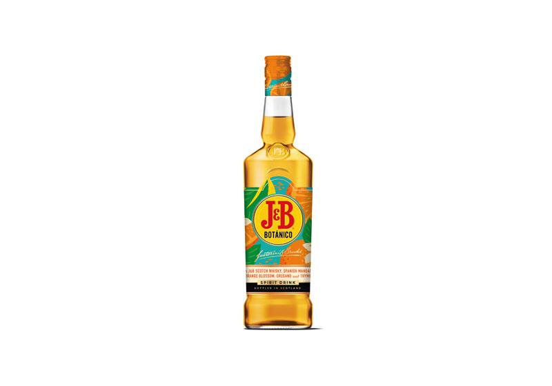 J&B Botánico de Mandarinas y Whisky: la emoción del verano