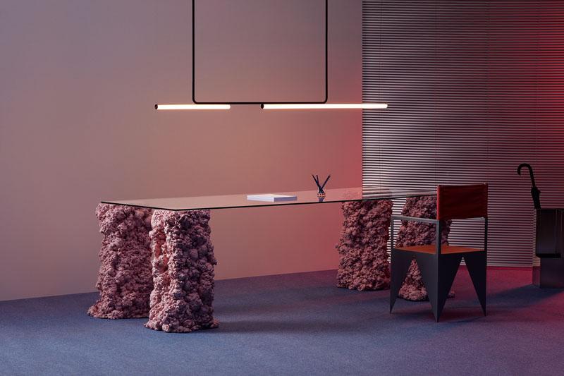 Luminaria Ambrosia: un diseño de Ciszak Dalmas para Marset