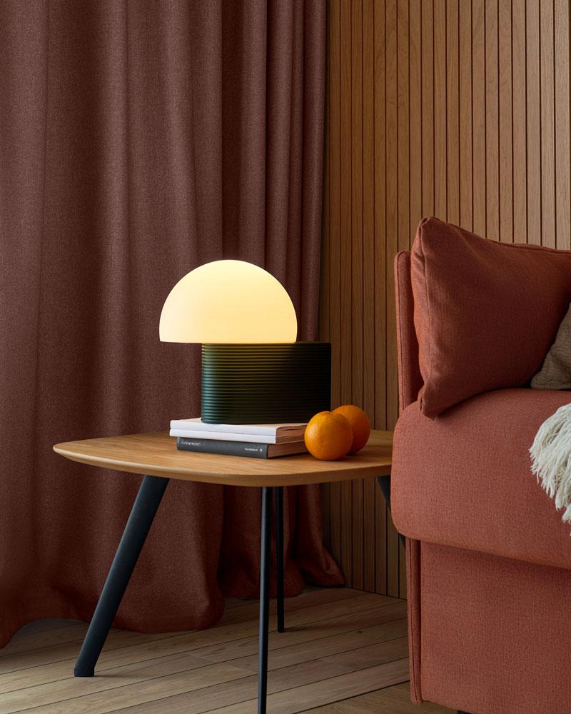 Lámpara Arintzea belleza extraordinaria en bioplástico