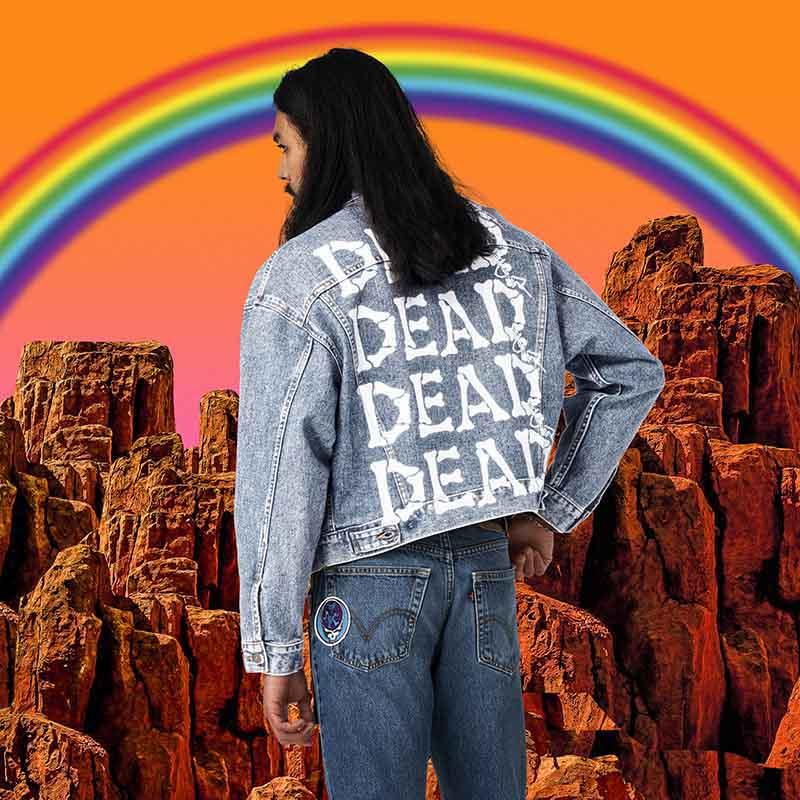 Levi's y Grateful Dead colaboran en una colección cápsula