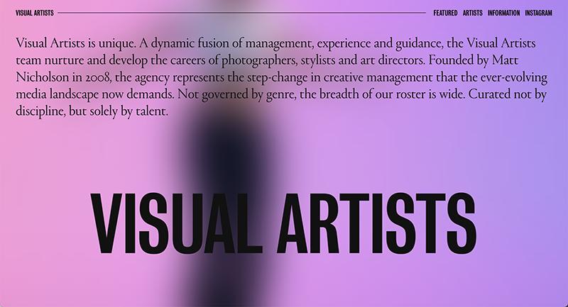 Los mejores diseños web según estudios creativos punteros