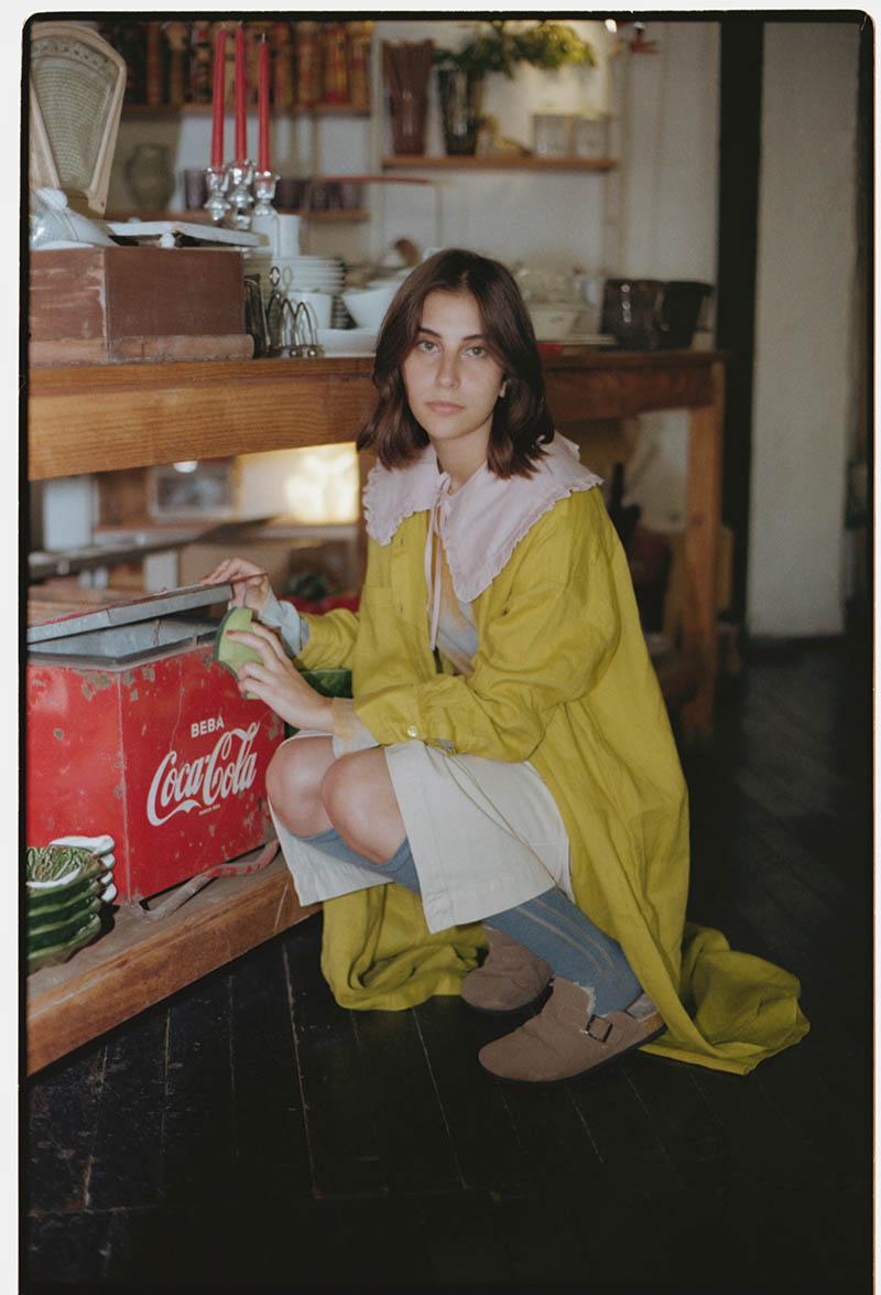 Fotografía de moda en España: La Prendería de Sofía París