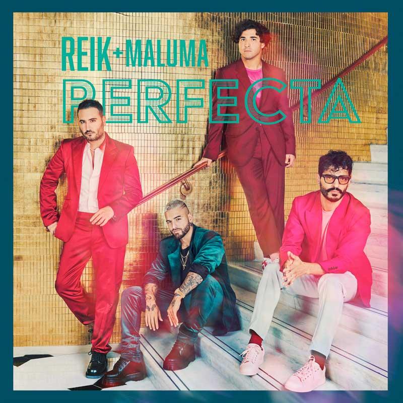 Reik nos cuenta todos los secretos de Perfecta con Maluma