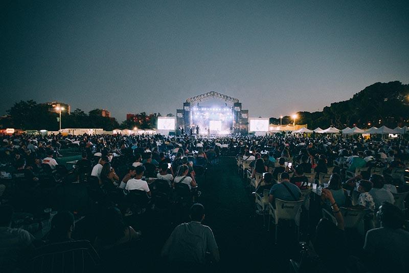 Madrid ruge con el concierto de Trueno y su tour 'Atrevido'