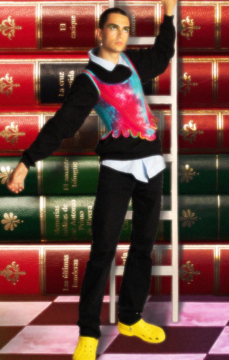 Fotografía de moda en España: Haizea Ogueta x Anzo González