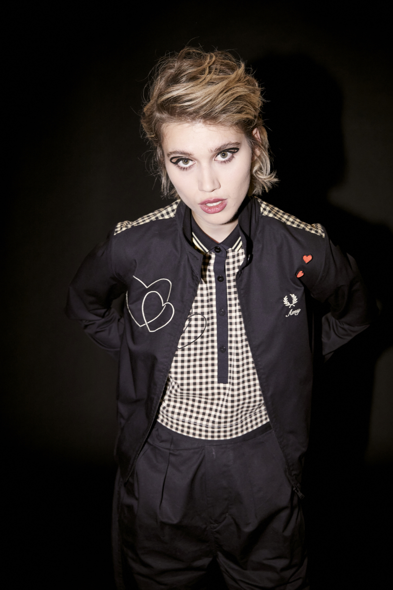 Fred Perry x Amy Winehouse Foundation junto a Pegasus