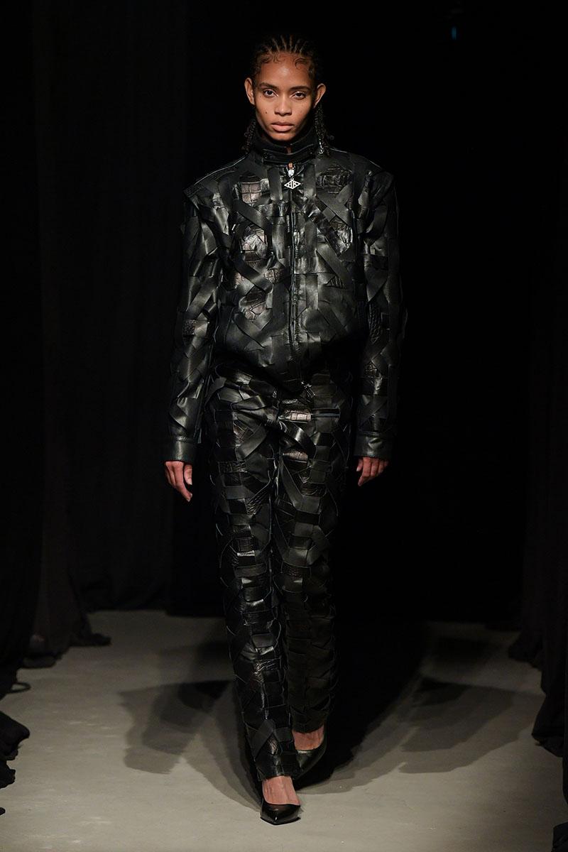 Han Kjøbenhavn SS22 en Copenhagen Fashion Week