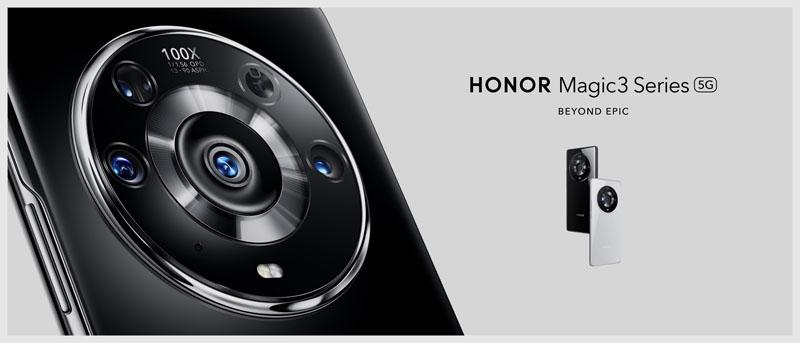 Serie Honor Magic 3: grandes y positivos cambios de marca