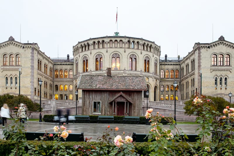 Momentum 11: la bienal nórdica. House of Commons