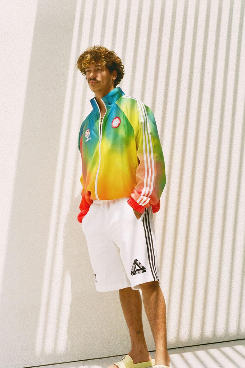 Palace x adidas Originals: Palaste