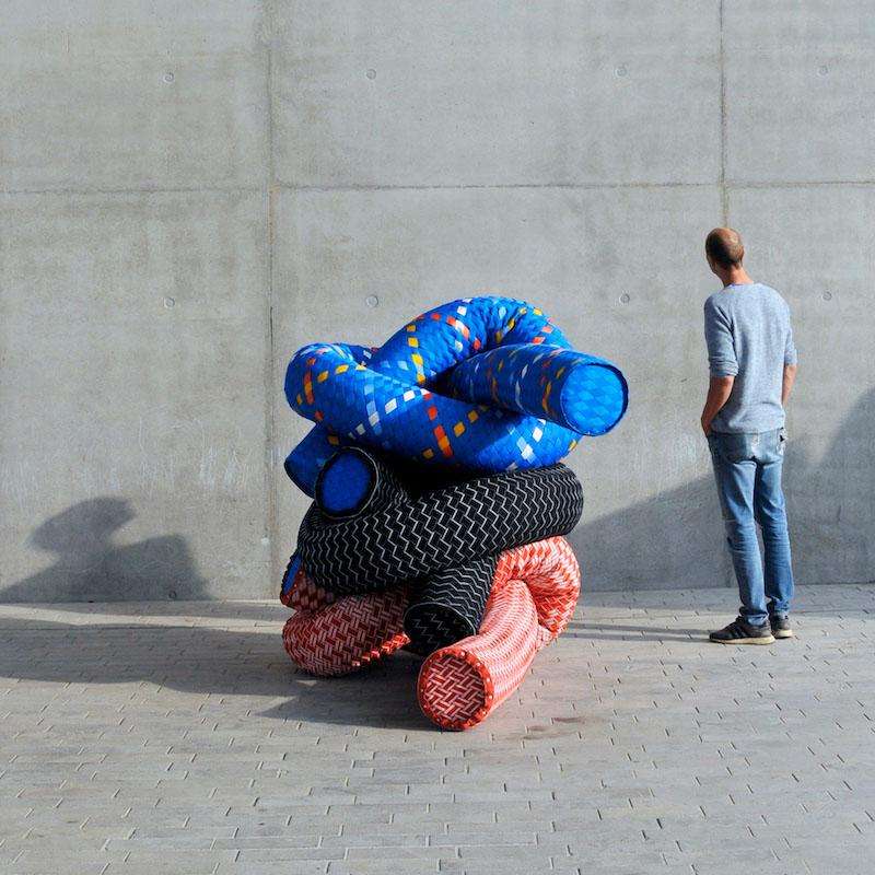 Rope: un objeto indefinible de Atelier Ief Spincemaille
