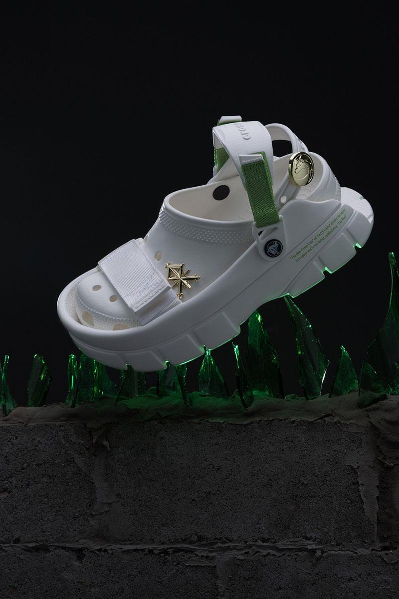 Sankuanz x Crocs: El upgrade de las Classic Clog