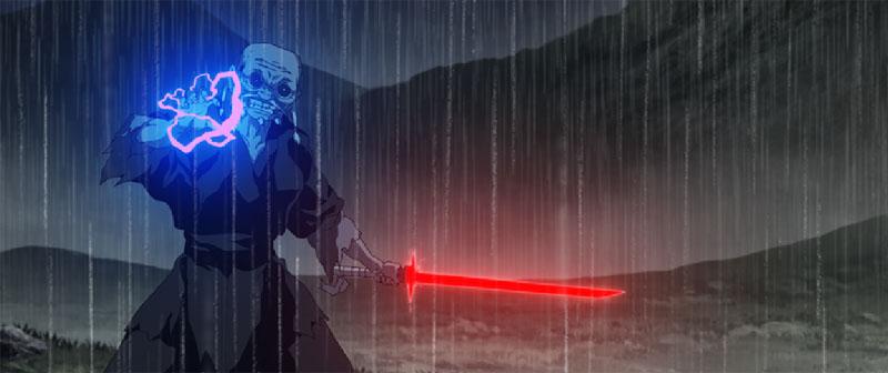 Star Wars: Visions, anime from a galaxy far, far away