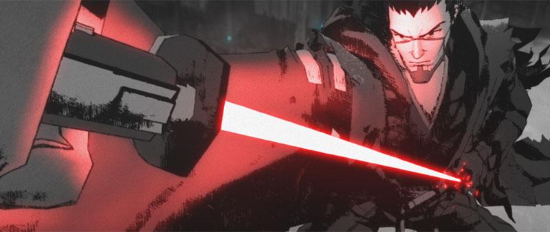 Star Wars: Visions, anime de una galaxia muy, muy lejana
