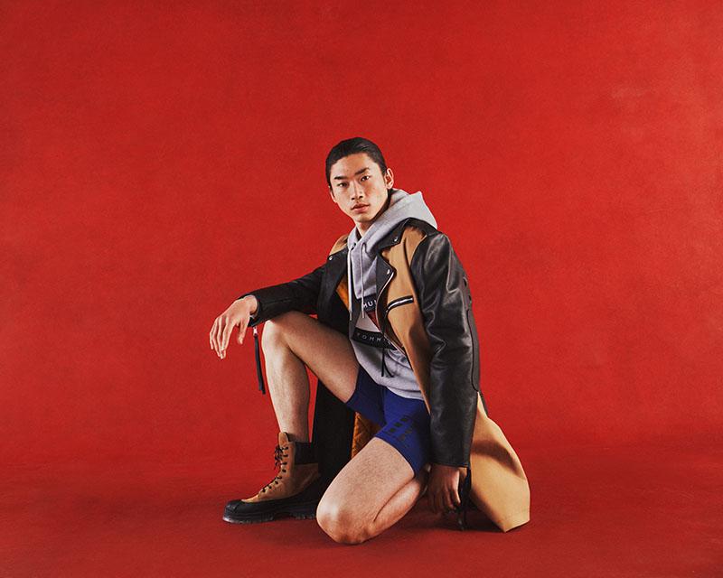 Tommy x Romeo Hunte, lo más preppy del streetwear