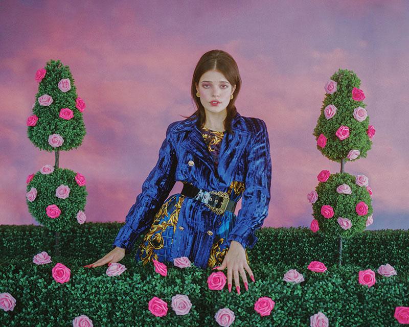 Versace Jeans Couture replantea el concepto de libertad
