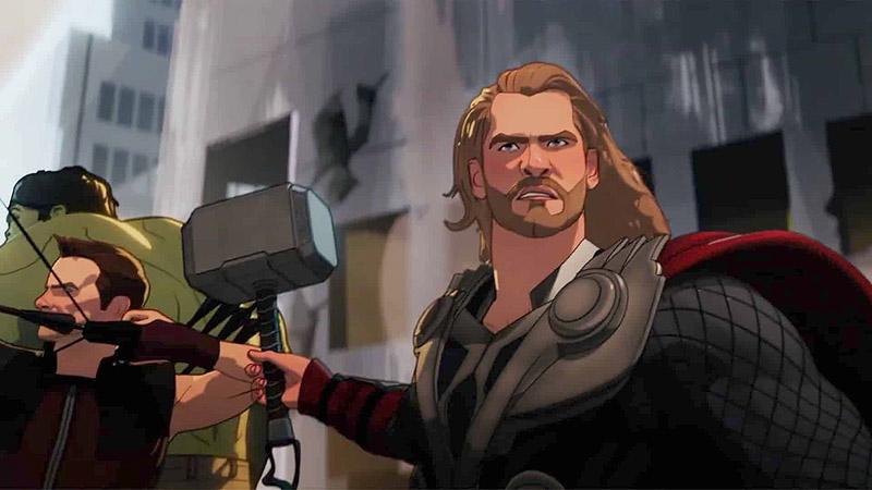 What If…? la esencia primigenia de Marvel