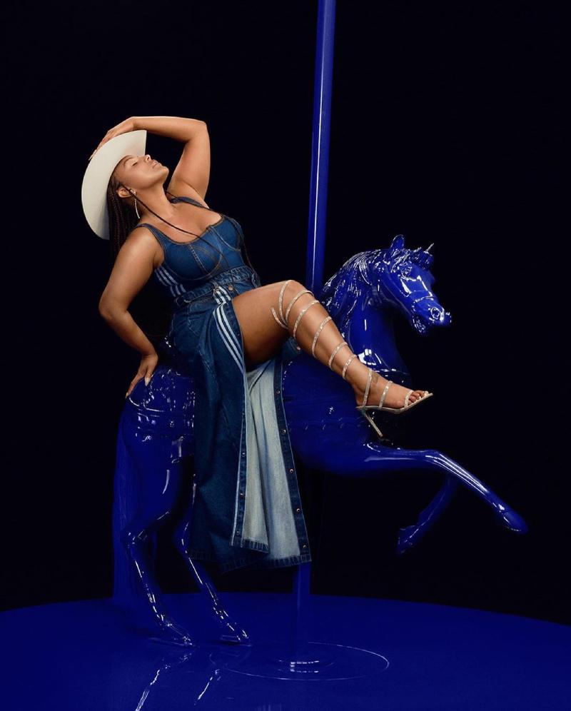 adidas x Ivy Park Rodeo, la nueva colección de Beyoncé