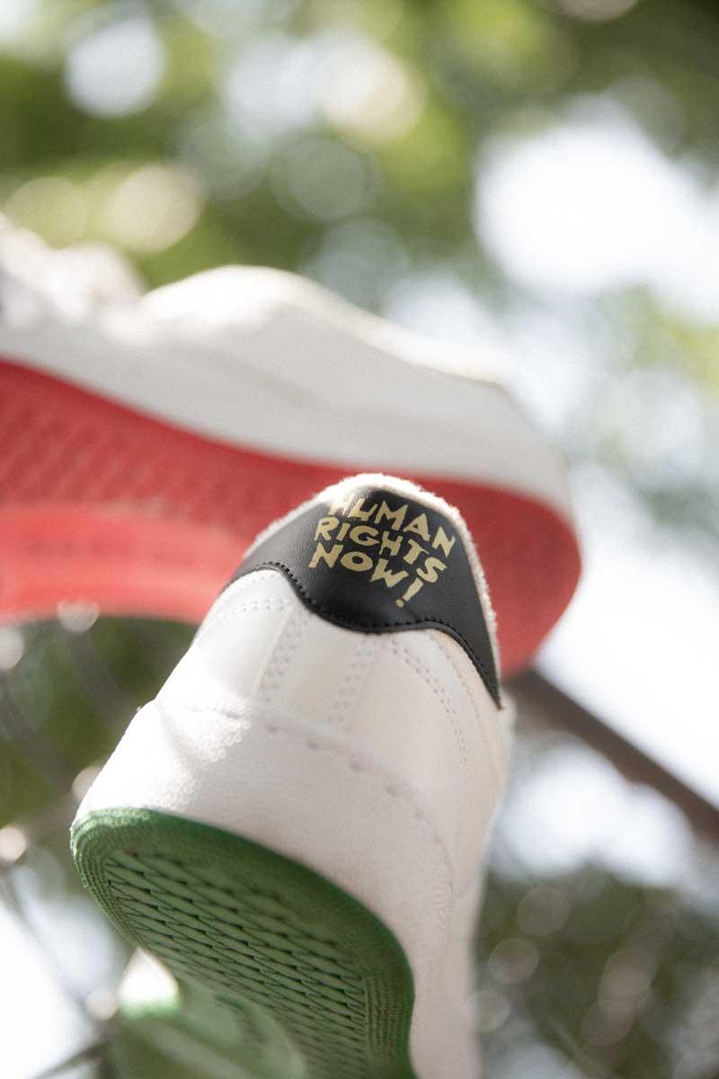 La colección Human Rights Now! de Reebok por un mundo mejor