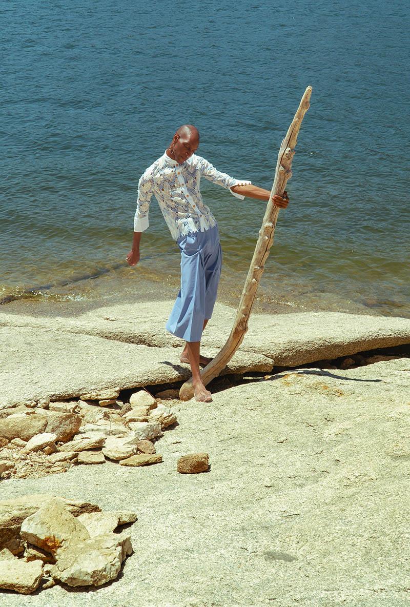 Fotografía de moda en España: Joaquín Santacreu