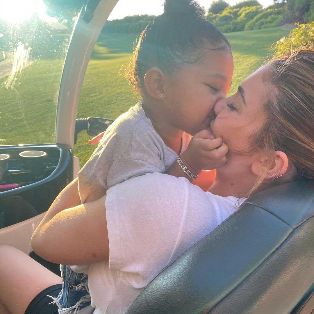 Kylie Jenner y Travis Scott embarazados de nuevo