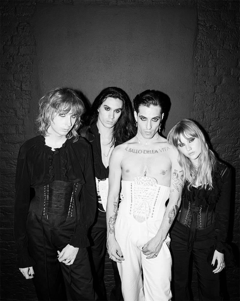 Måneskin colabora con Iggy Pop en I Wanna Be Your Slave