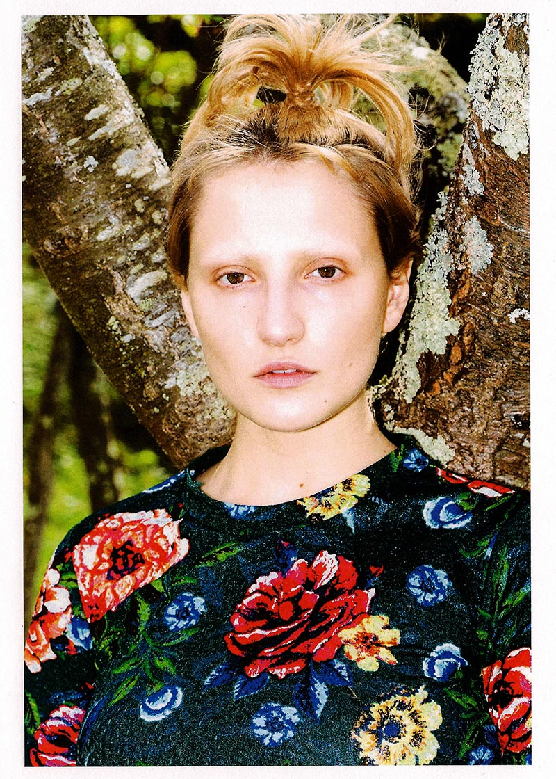 Fotografía de moda en España: Miranda de Nico Mosteiro