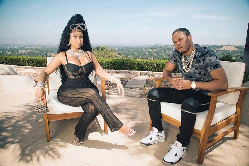 Nicki Minaj y Kenneth Petty en supuestos líos legales