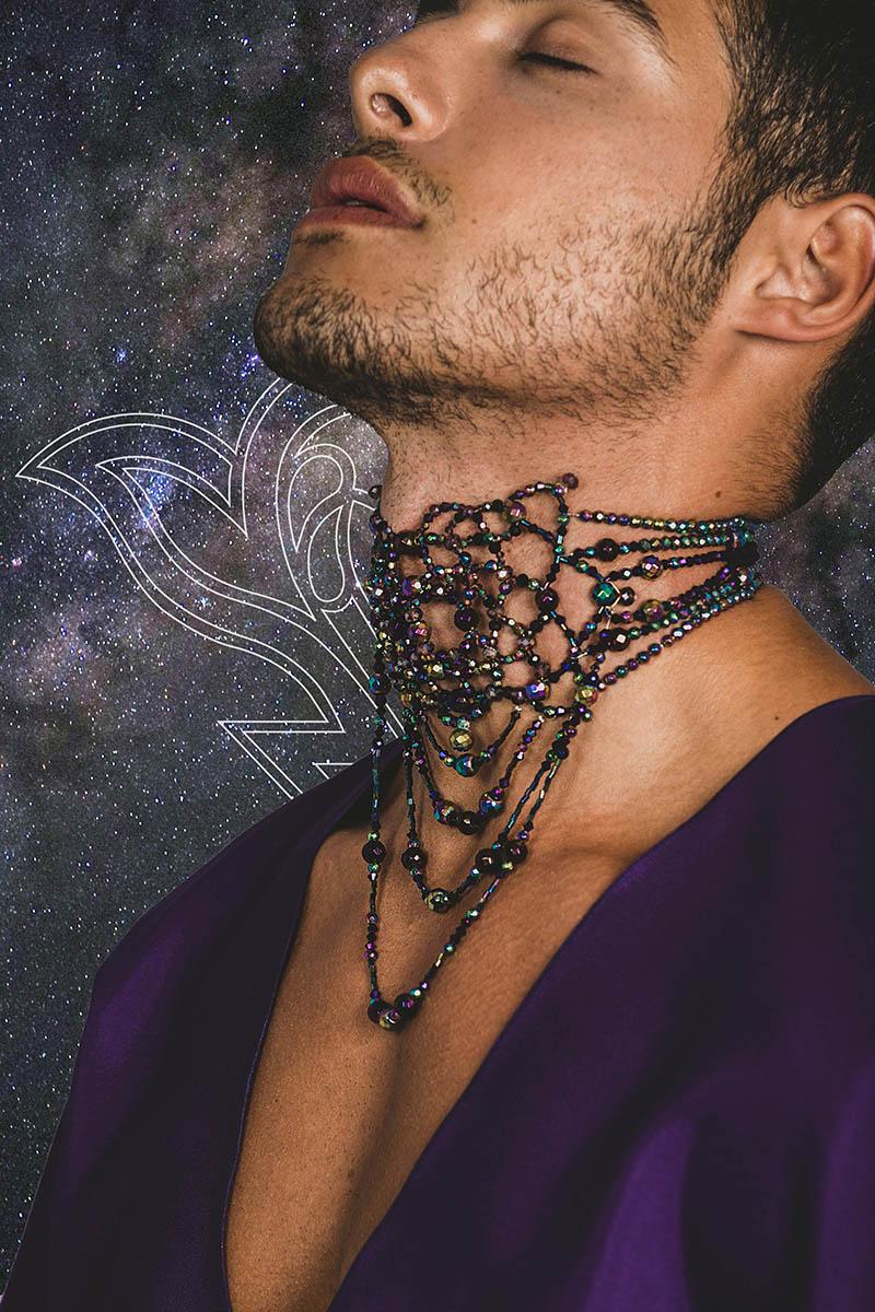 Sirio es la nueva colección masculina de Andrés Acosta