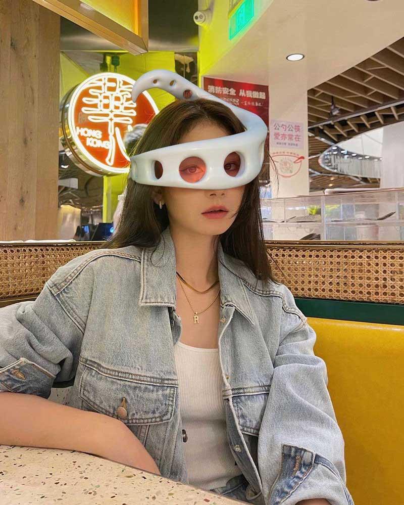 Percy Lau presenta su primera colección de gafas virtuales