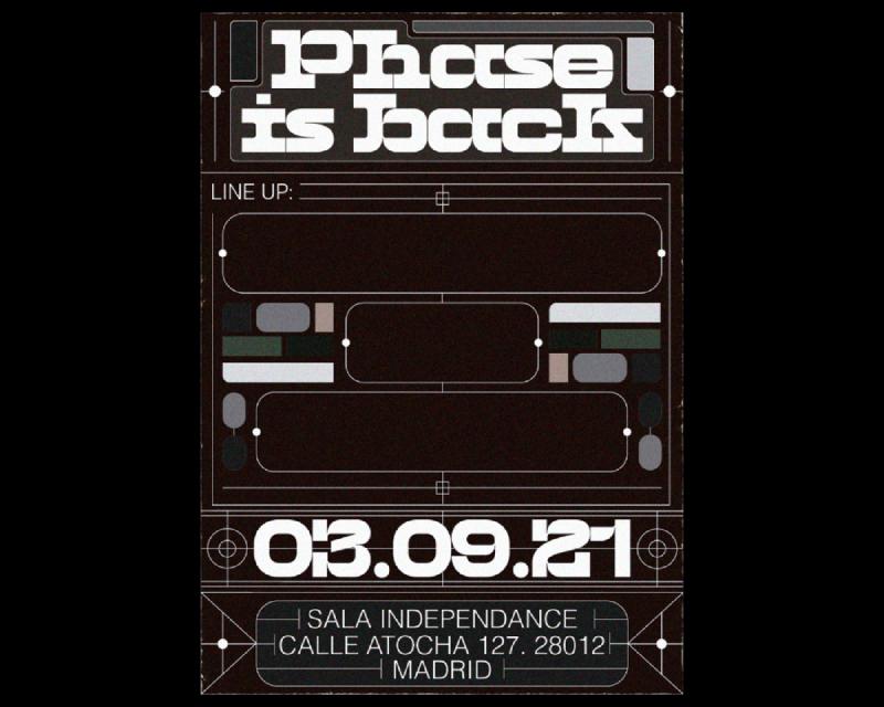 Phase.Ctv, el sonido electrónico de la noche madrileña
