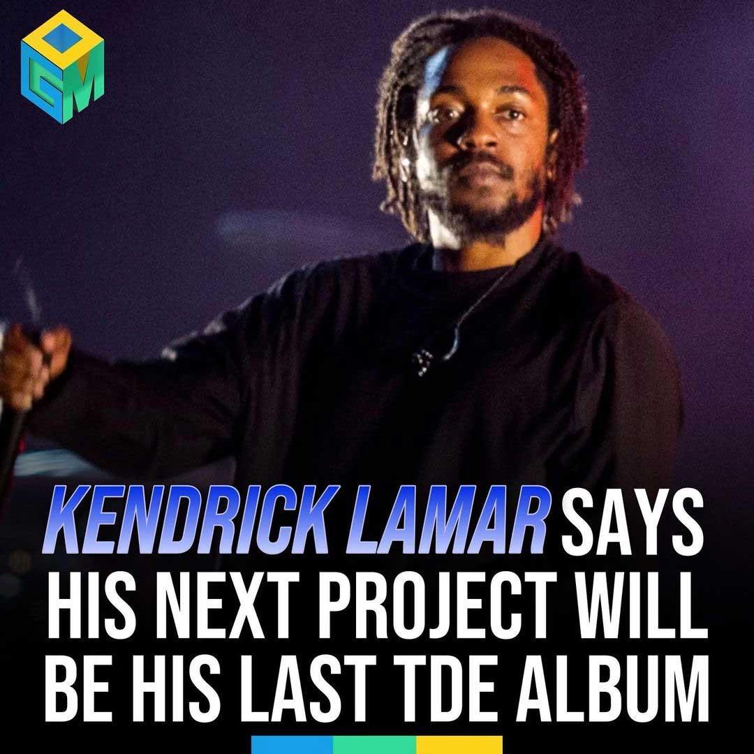 Kendrick Lamar anuncia nuevo disco y nueva etapa vital