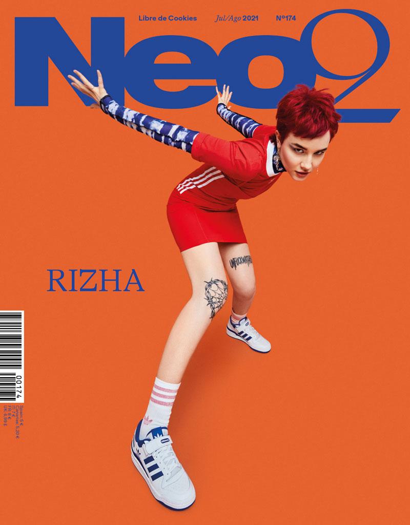 Rizha o el nuevo pop femenino que exportamos desde España