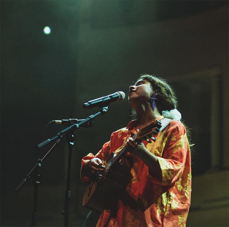 Marchita es el nuevo single de Silvana Estrada