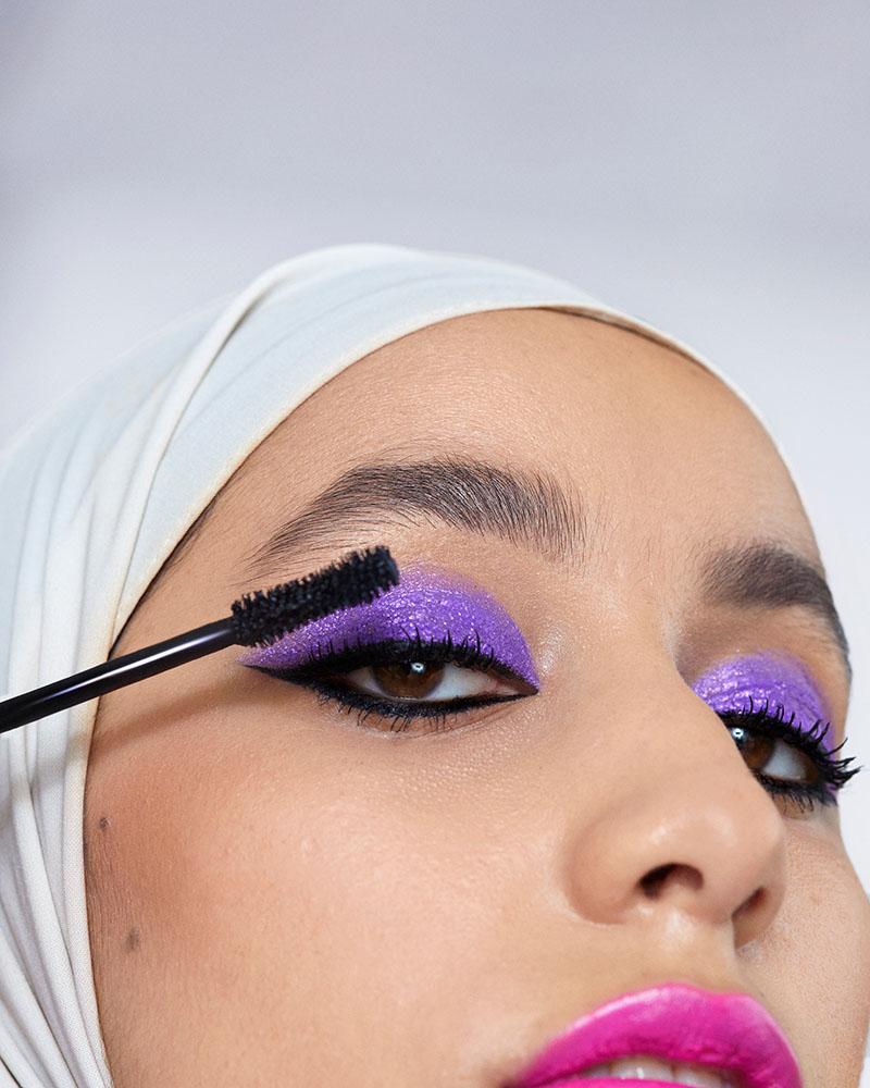 Maquillaje vegano de larga duración: 3INA Eye Levels