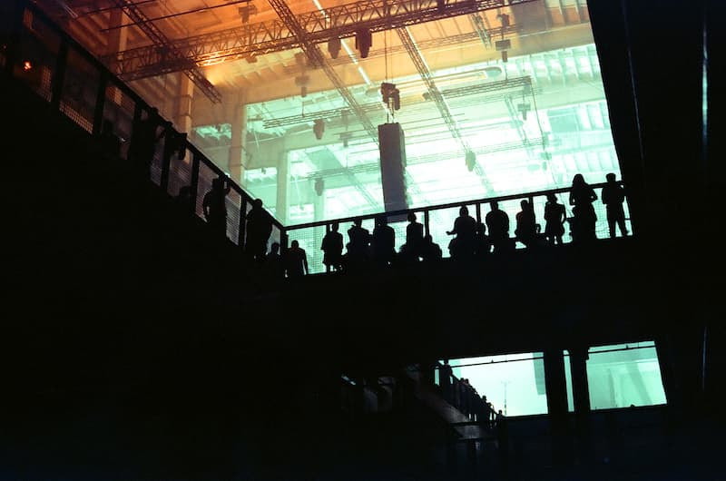 Berlin Atonal 2021, 'The Metabolic Rift'
