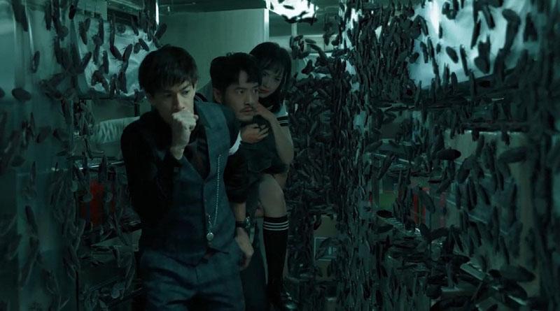 Cucarachas del abismo: vuelve el cine cutre a la Salaequis