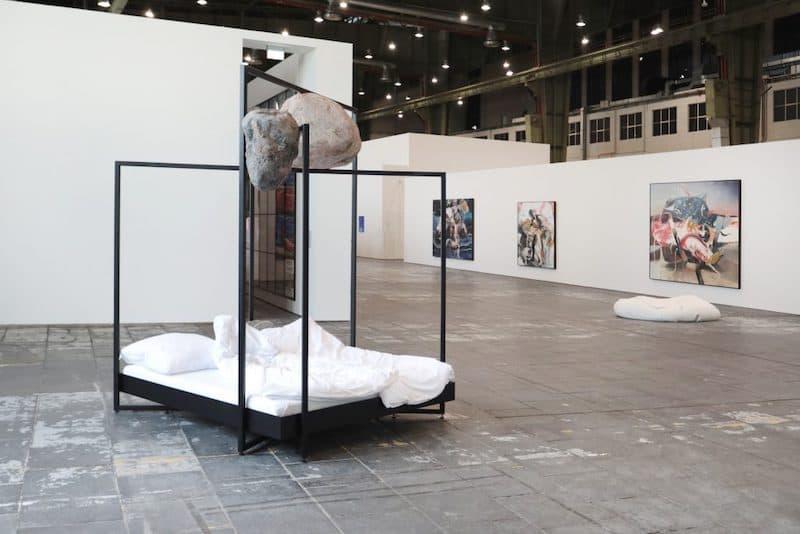 'Diversity United', arte contemporáneo europeo