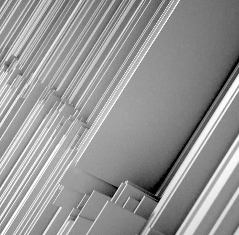'El estadio del espejo' arte digital en la estación de Vigo