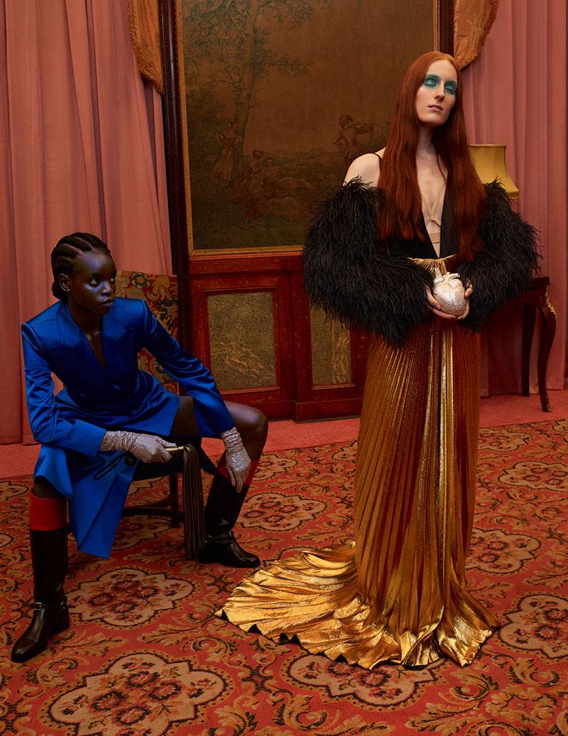 La campaña de Gucci Aria: Ontología del deseo