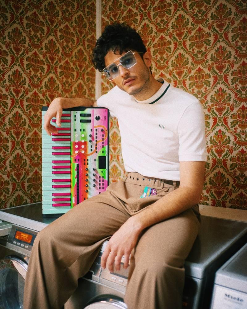 Kid Simius, el granadino triunfa en Berlín con su música