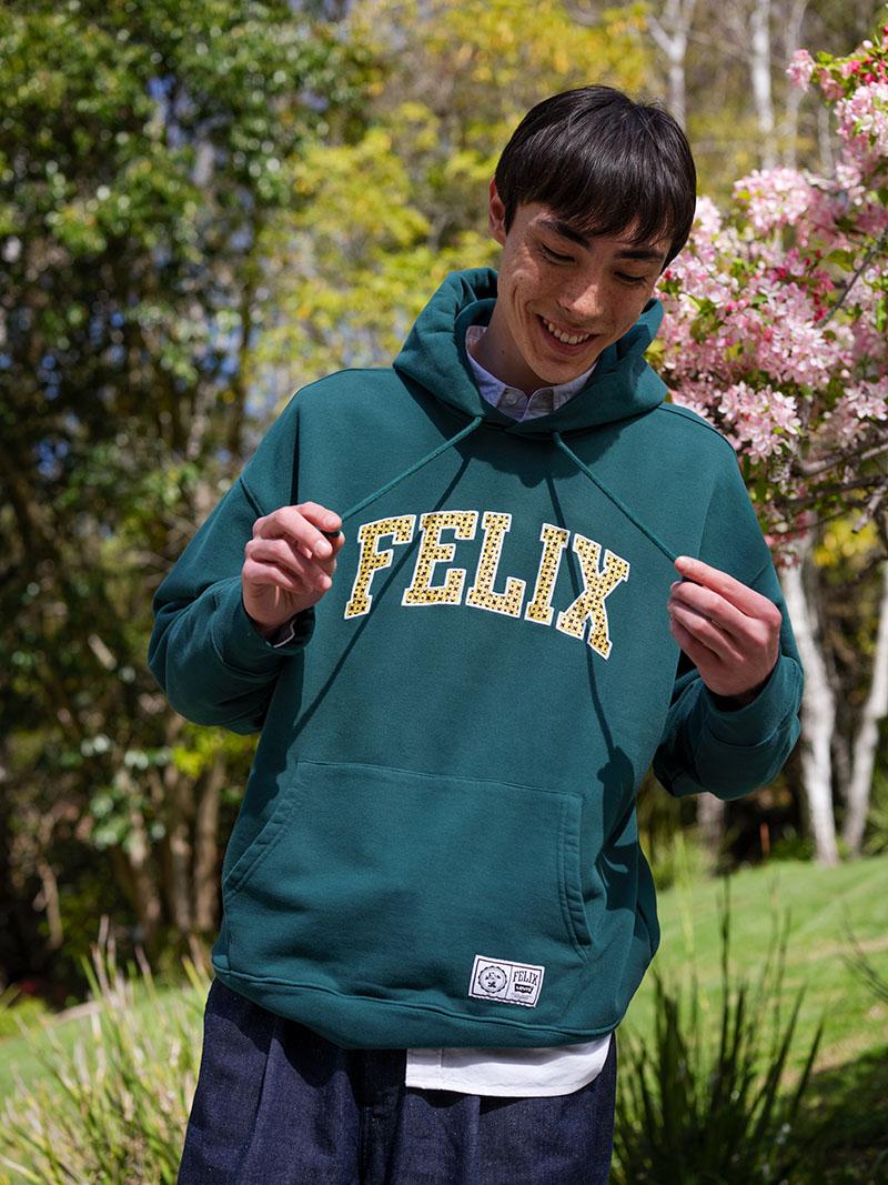 Felix The Cat se va a la universidad con Levi's