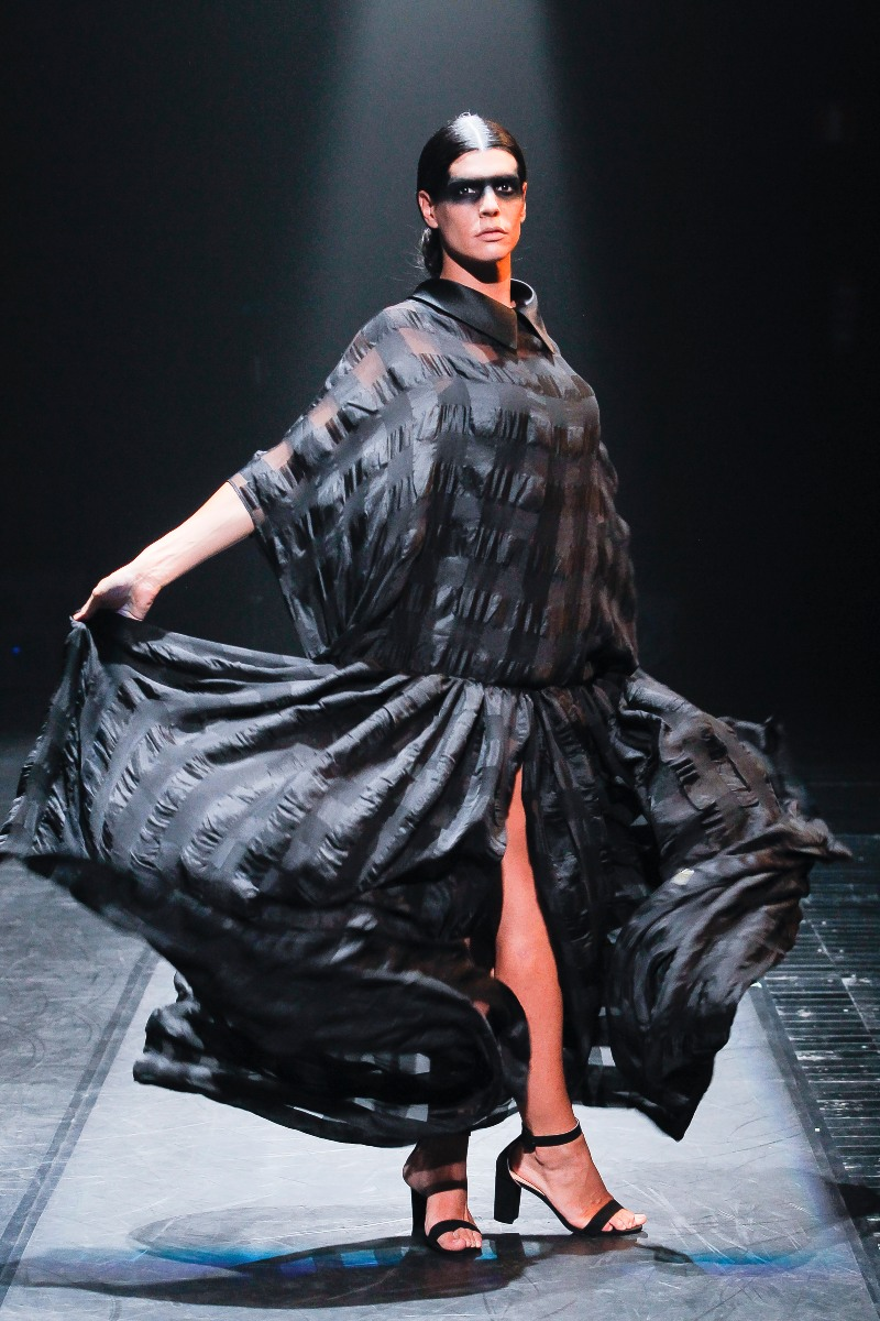 Maison Mesa SS22 en la Semana de la Moda de Madrid