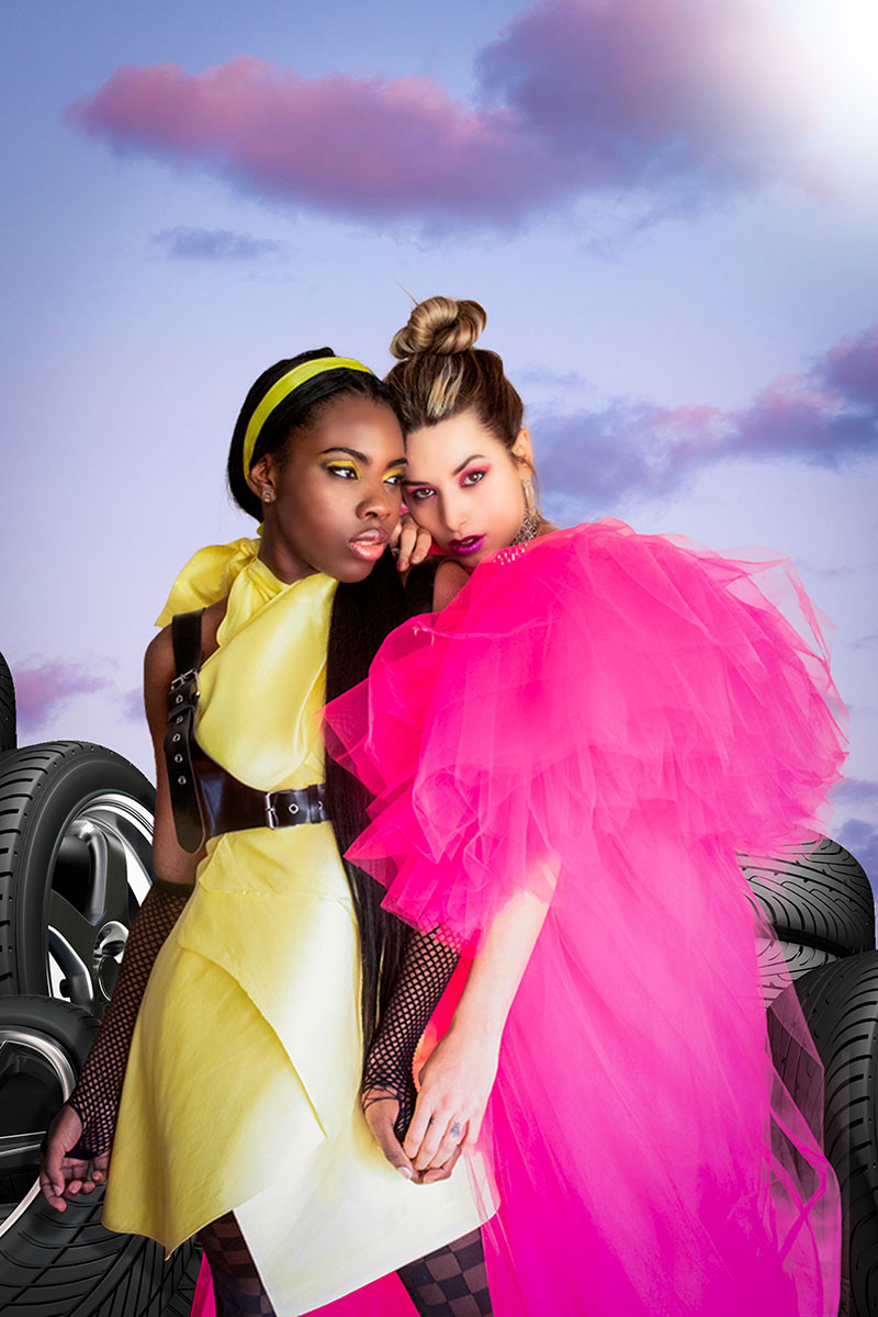 Jóvenes diseñadoras de moda en España: Samantha Costantini