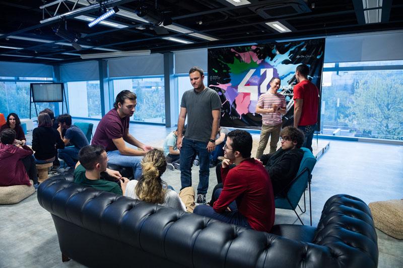 Campus 42 o cómo revolucionar el mundo de la educación