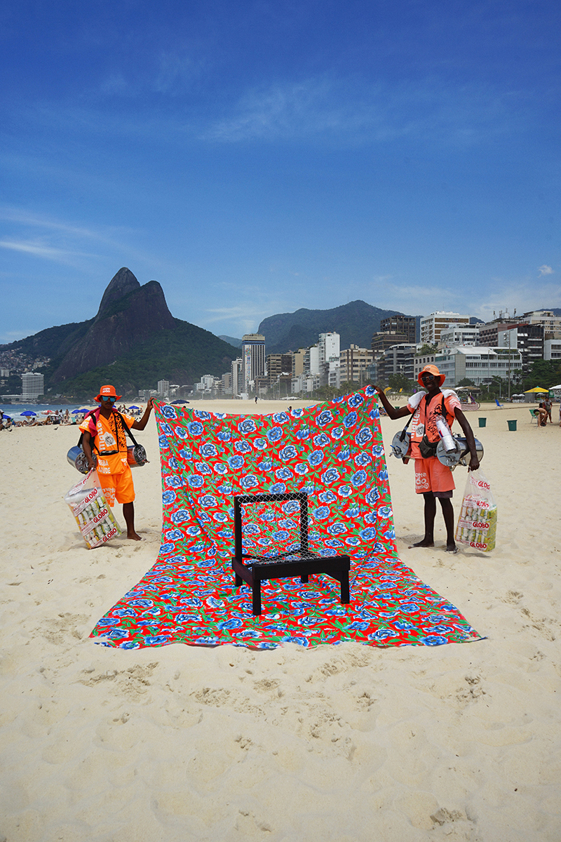 Cross Cultural Chairs, 8 países, 8 culturas, 8 sillas