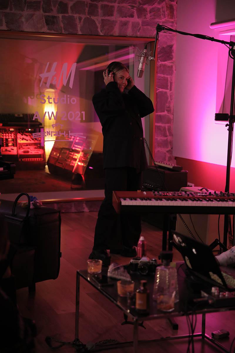 Entrevista a Enry-K por la nueva banda sonora de H&M