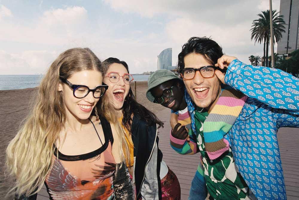 Etnia Barcelona es la marca de gafas con ganas de mambo