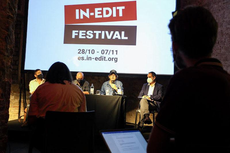 Nueva edición In-Edit Festival Barcelona en octubre 2021